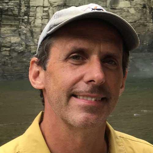 Photo of artist and designer, Doug Chayka