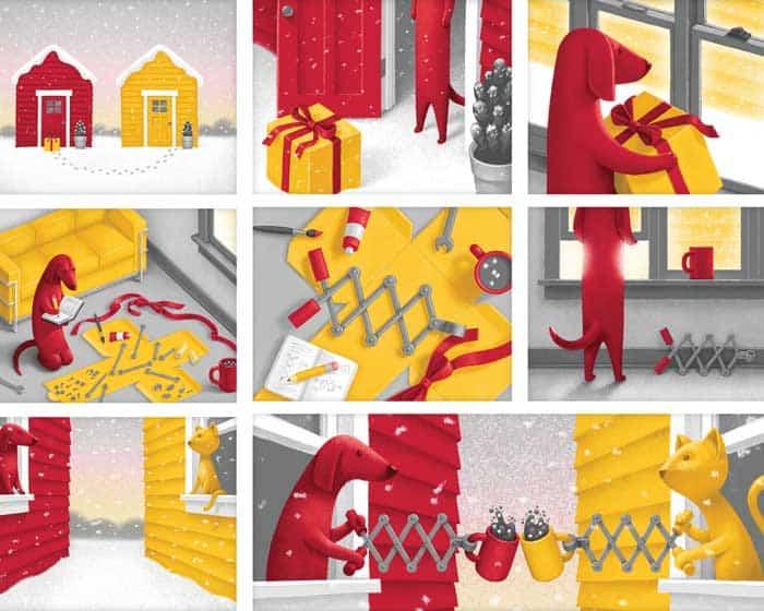 Panel design illustration by Miriam Martincic