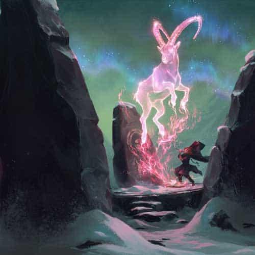 Fantasy art by Narges Jafari